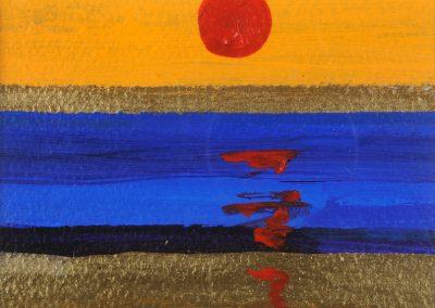 Sunrise 4x6